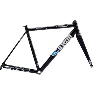Cinelli Experience Speciale Alloy Frame Set - Black