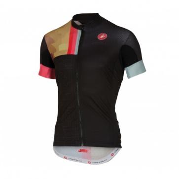 Castelli Rodeo Short Sleeves Jersey Black