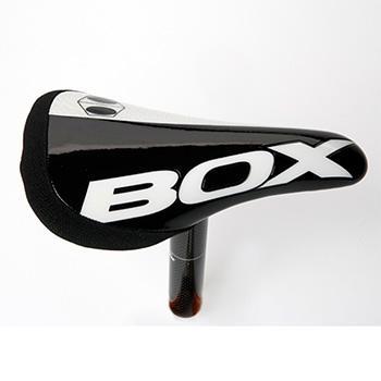BOX ECHELON SHIFT 27.2 SADDLE LARGE BLACK