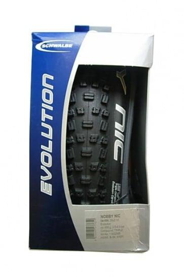 Schwalbe Nobby Nic Evo Mountain Bike Tire Tyre 26x2.25