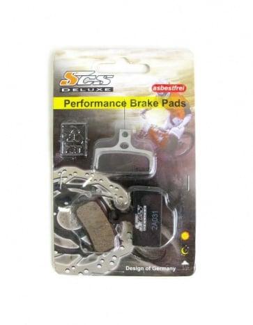 SCS Disc Brake Pads SDP-66S Shimano XTR XT BR-m985