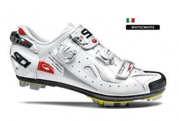 Sidi Dragon4 SRS Carbon Compsite MTB Shoes White White