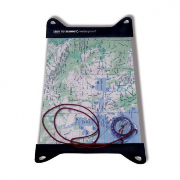 Seatosummit guide map case outdoor camping
