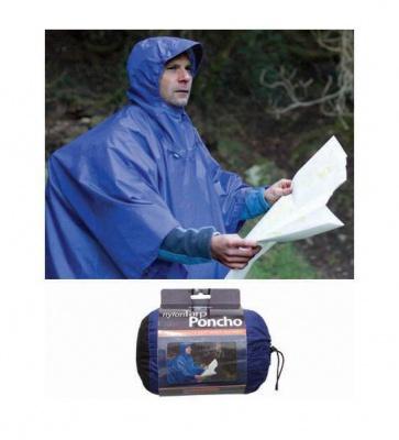 Seatosummit Nylon Tarp Poncho rain coat