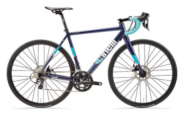 Cinelli Semper Disc Bicycle Blue Destiny