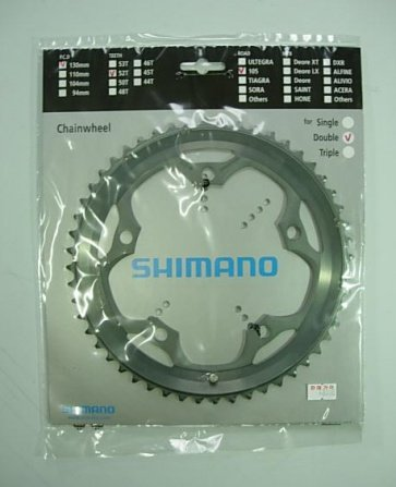 Shimano 105 Chainring FC-5600 52T 130mm