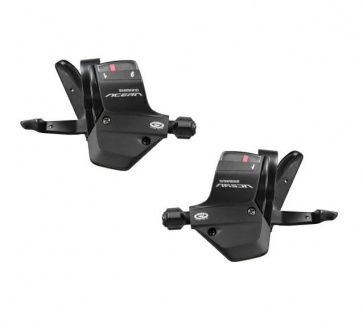 Shimano Acera Sl-M390 3x9sp shifter levers set