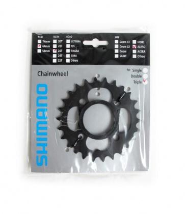 Shimano Alivio FC-M431 Chainring 26T Y1M298010