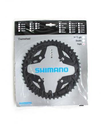Shimano Alivio FC-M431 Chainring 48T Guide Y1M298070