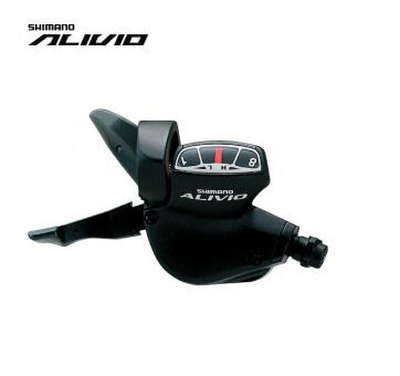 Shimano Alivio SL-M410 Shifter Lever Set 3x8Speed