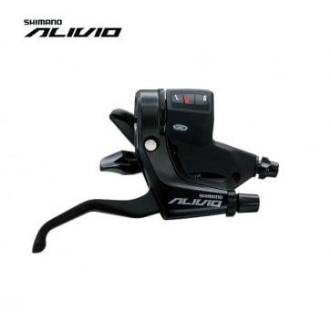 Shimano Alivio ST-M430 brake shifter Lever Set 3x9sp