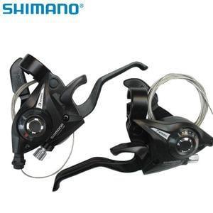 Shimano Altus ST-EF51 Shifter Lever Set 3x7sp