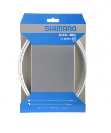 Shimano BH90-SS Hydraulic Cable 1000mm white