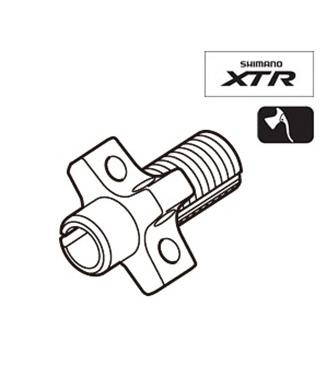 Shimano BL-M970 brake cable adjuster bolt Y6AR76100