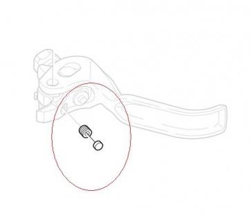 Shimano BL-M988 Lever Axle Fixing Bolt Cap Y8V398040