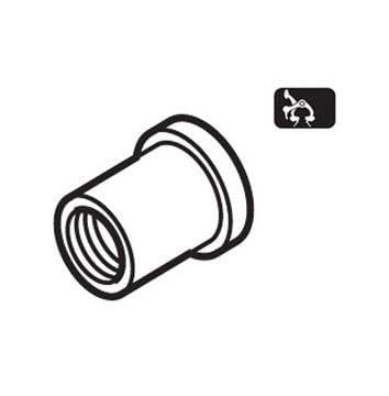 Shimano BR-7800 Pivot Front Nut 27mm Y8A023000