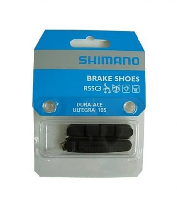 Shimano BR-7900 R55C3 Brake Shoes pads and bolts