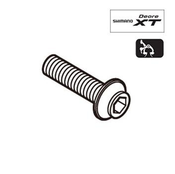 Shimano BR-M770 brake arm fixing bolt M6x25 Y8EM07010