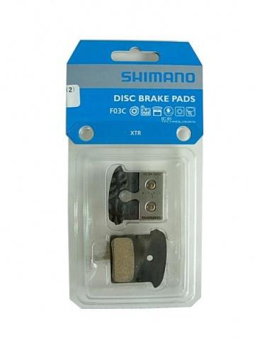 Shimano BR-M985 F03C Metal Pads Y8J798020