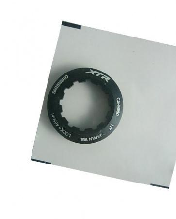 Shimano CS-M980 Sprocket Lockring Y1YT98010 11T