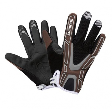 Shimano Cycling Team Gloves Long Fingers Bicycle Wallet