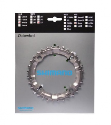 Shimano Deore FC-M530 Chainring 32T Y1GX98210