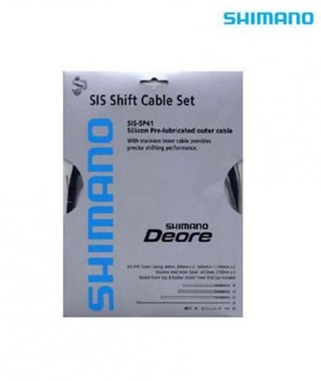 Shimano Deore Shifter Cable Set Y60098610 mountain bike