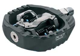 Shimano PD-M647 DownHill Cleat Pedals FR