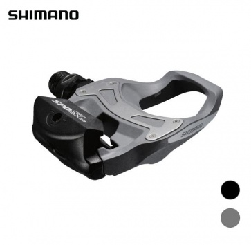 Shimano PD-R550 Road Bike Pedals Gray