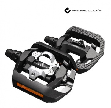 Shimano PD-T420 Cycling Pedals ClickR