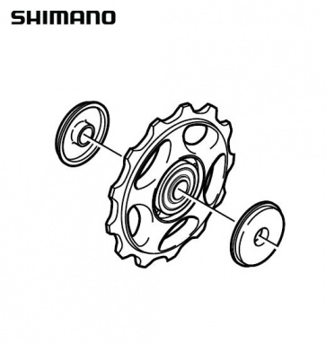 Shimano RD-7700 Guide Pulley Unit SS Y5TJ98080