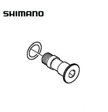 Shimano RD-M972P Axle Assembly Y5WJ98040