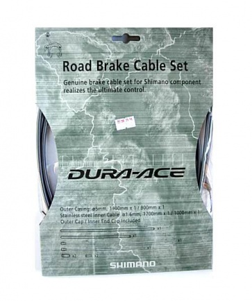 Shimano Road Bike Brake Cable Set Dura-Ace Y80098070