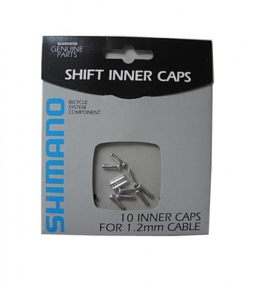 Shimano Shift Inner Caps Y62098060 for 1.2mm cable