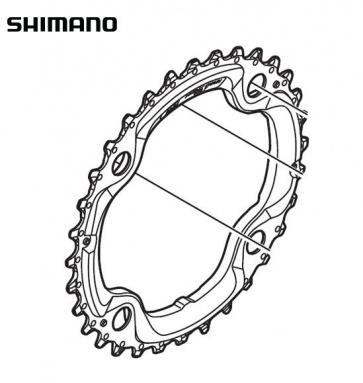 Shimano SLX M660-10 32T AE B Type Y1LV98080