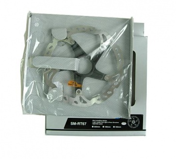 Shimano SLX SM-RT67 Centerlock Rotor