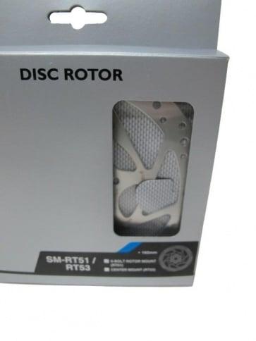 Shimano SM-RT51 disc brake rotor 160mm 6bolts