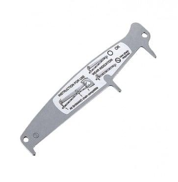 Shimano TL-Cn41 chain checker tool Y12152000