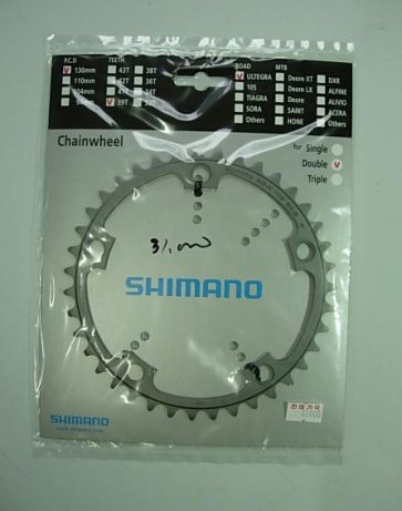 Shimano Ultegra Chainring FC-6600 39T 130mm