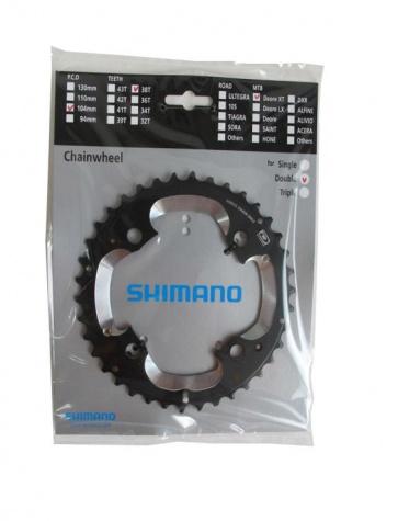 Shimano XT FC-M785 chainring 38T 104mm Y1ML98020