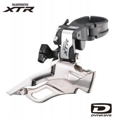 Shimano XTR FD-M981 Front Derailleur Down Swing
