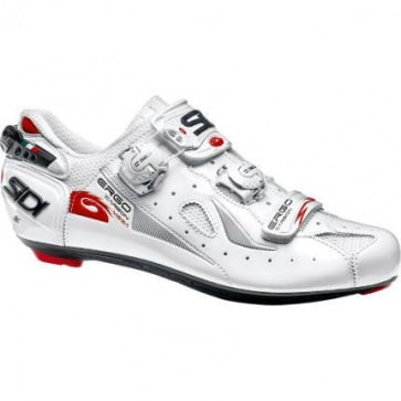 Sidi 2016 Ergo 4 Mega Carbon Composite Road Shoes Black