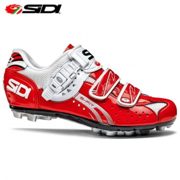 Sidi Eagle5 Fit Woman MTB Cycling Shoes red
