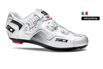 Sidi Kaos Road Bicycle Shoes White White