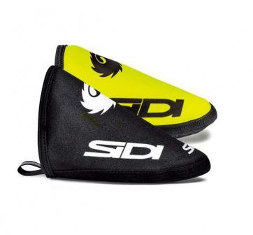 Sidi Shoe Cover Toe Guard Yellow Fluo
