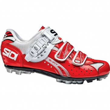 Sidi 2016 Women's Eagle5 Fit MTB Shoes White Red