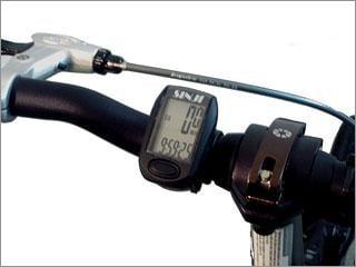 Sinji Cycling Computer RS-100 Wireless Backlight