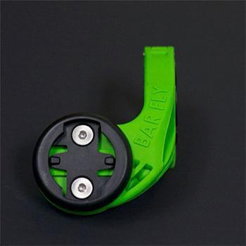 BarFly SLI-D Mount Garmin MTB Green