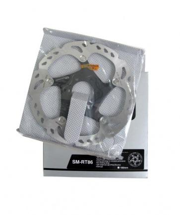 Shimano XT SM-RT86 6 bolts rotor 160mm disc brake