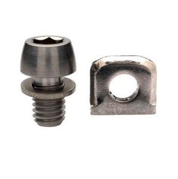 Sram Brake Cable Clamp Bolt Kit 09 Force Rival